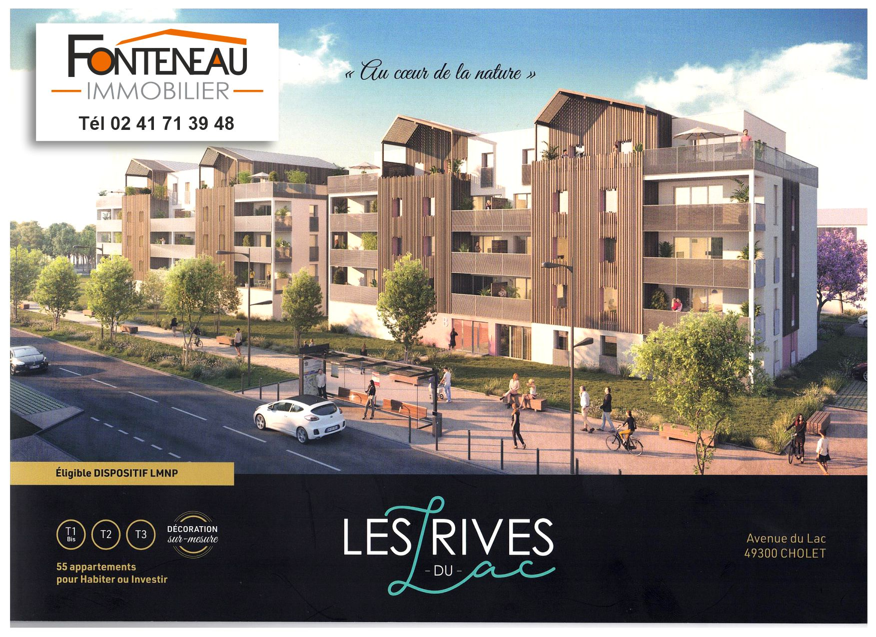 Programme neuf Appartement Cholet 49300